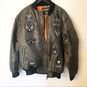 Contender Flight Bomber Jacket